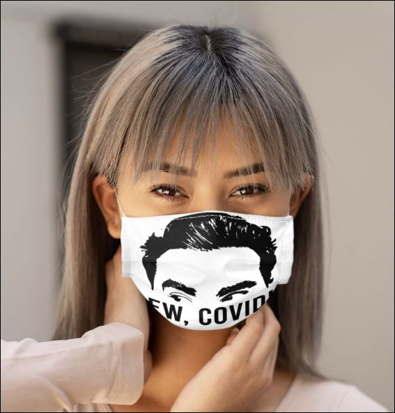 Ew covid anti pollution face mask - maria