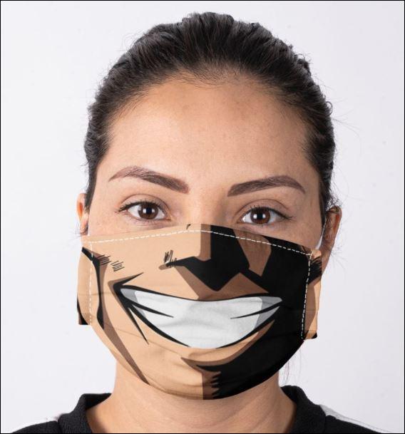 My hero academia anti pollution face mask - maria