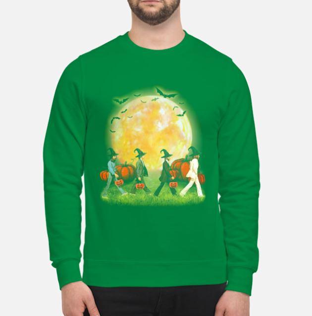 Halloween Festival night sweater