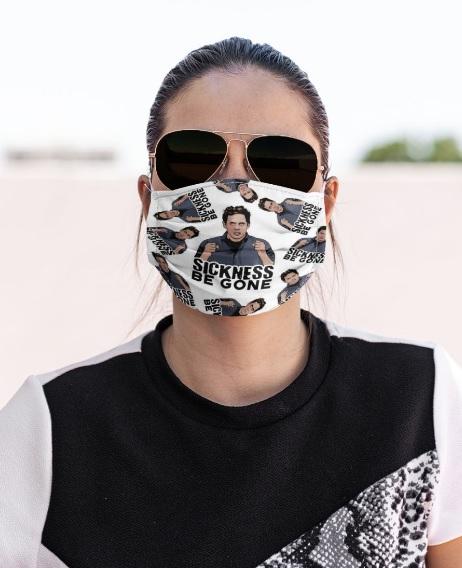 Sickness Be Gone face mask - Alchemytee
