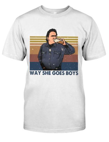 Way she goes boys t shirt