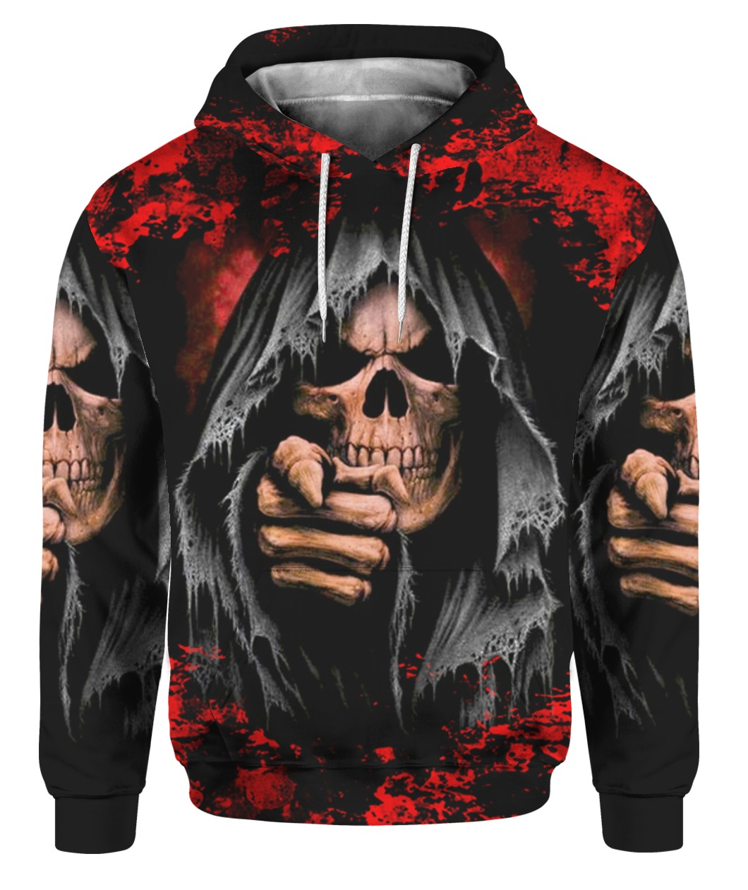 Skull i'm not the hero you wanted i'm the monster you needed 3d all over print hoodie, t-shirt