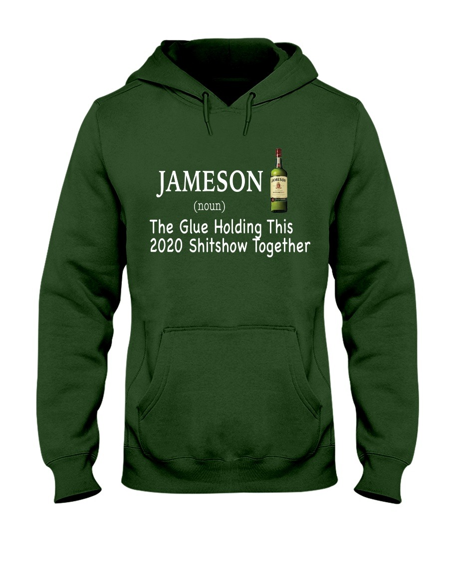 Jameson the Glue holding this 2020 shitshow together 3d hoodie