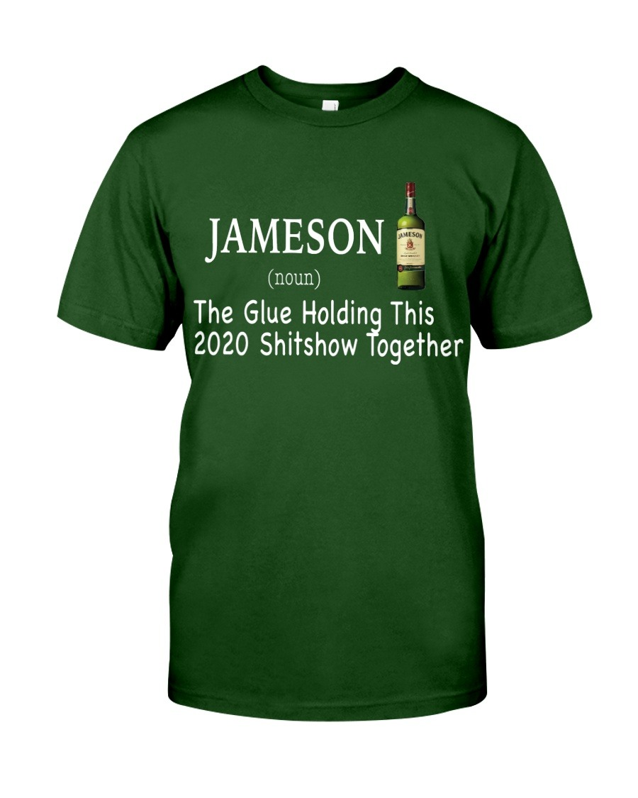 Jameson the Glue holding this 2020 shitshow together 3d hoodie - LIMITED EDITION