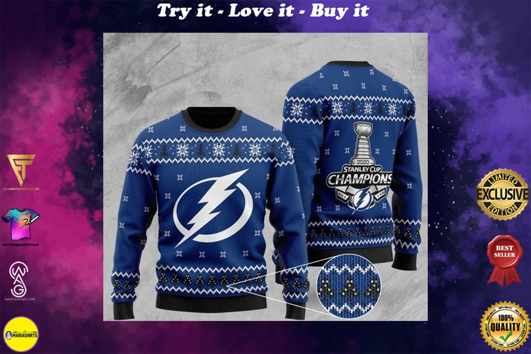 Christmas In Tampa 2020 highest selling] tampa bay lightning 2020 stanley cup champions