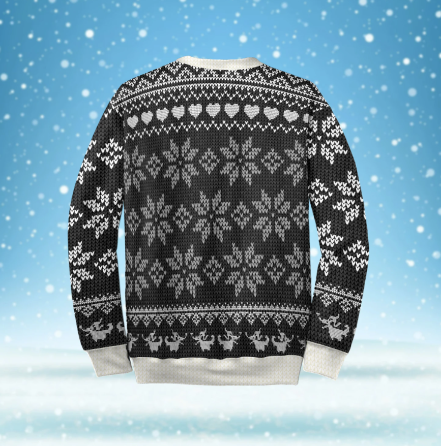 Her Jack ugly sweater - dnstyles