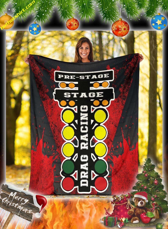 Drag racing stage blanket 1