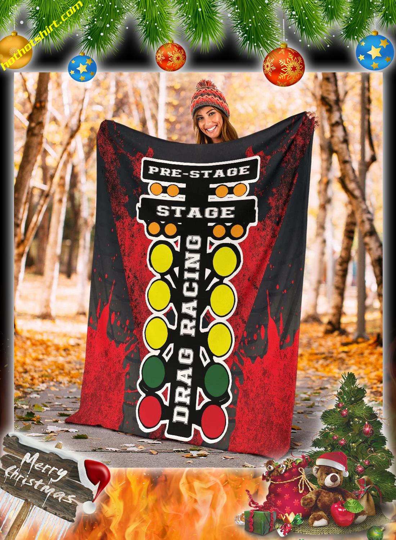 Drag racing stage blanket 2