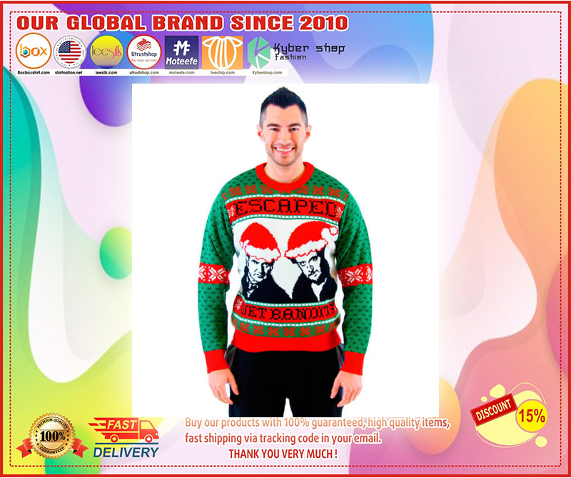 Home Alone Wet Bandits Ugly Christmas Sweater – LIMITED EDTION
