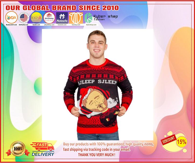 PewDiePie Sjleep Sjleep Ugly Christmas Sweater – LIMITED EDTION