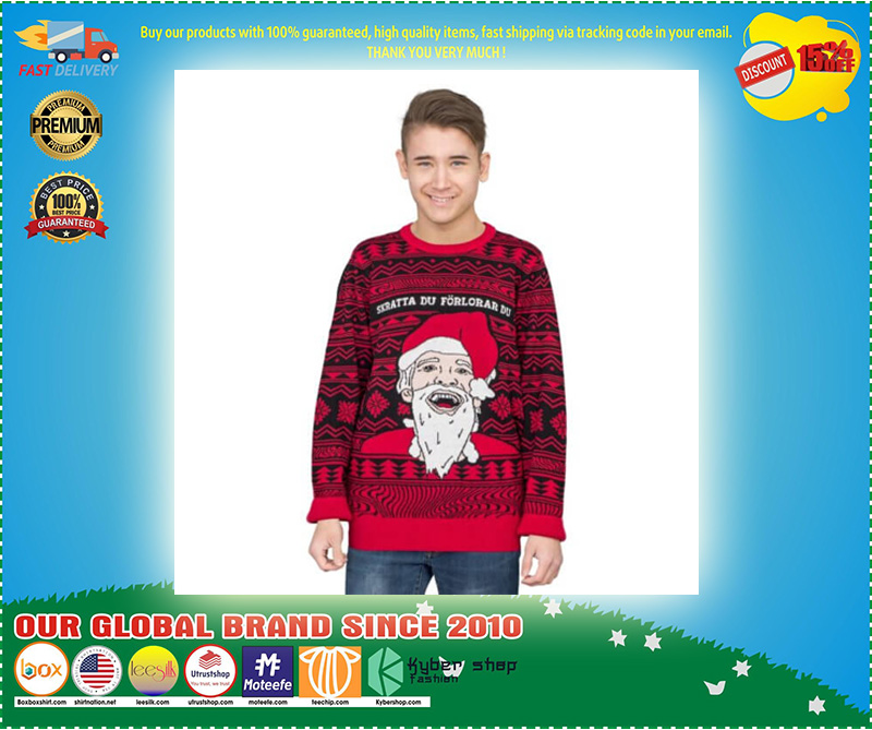 PewDiePie Ugly Christmas Sweater – LIMITED EDTION