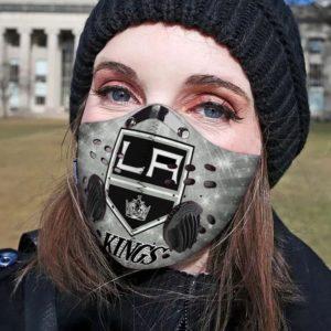 LA Kings filter face mask