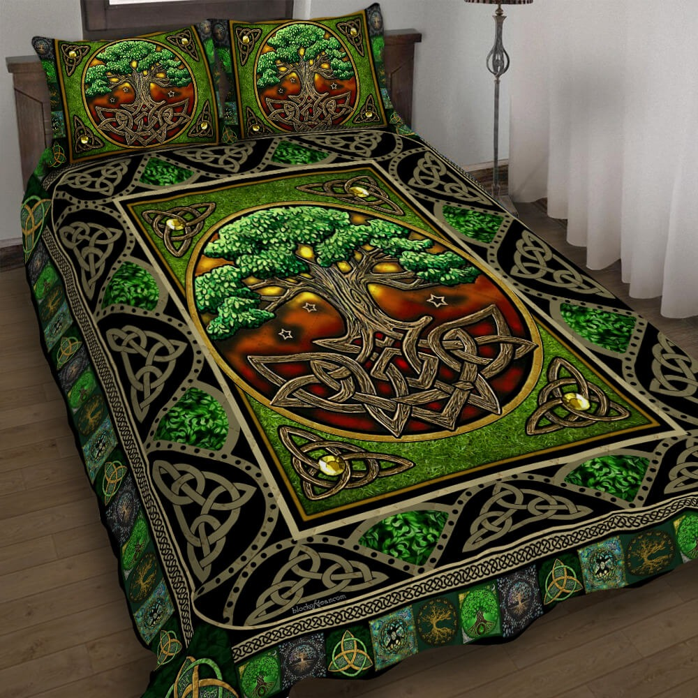 Beautiful Irish Bed Set