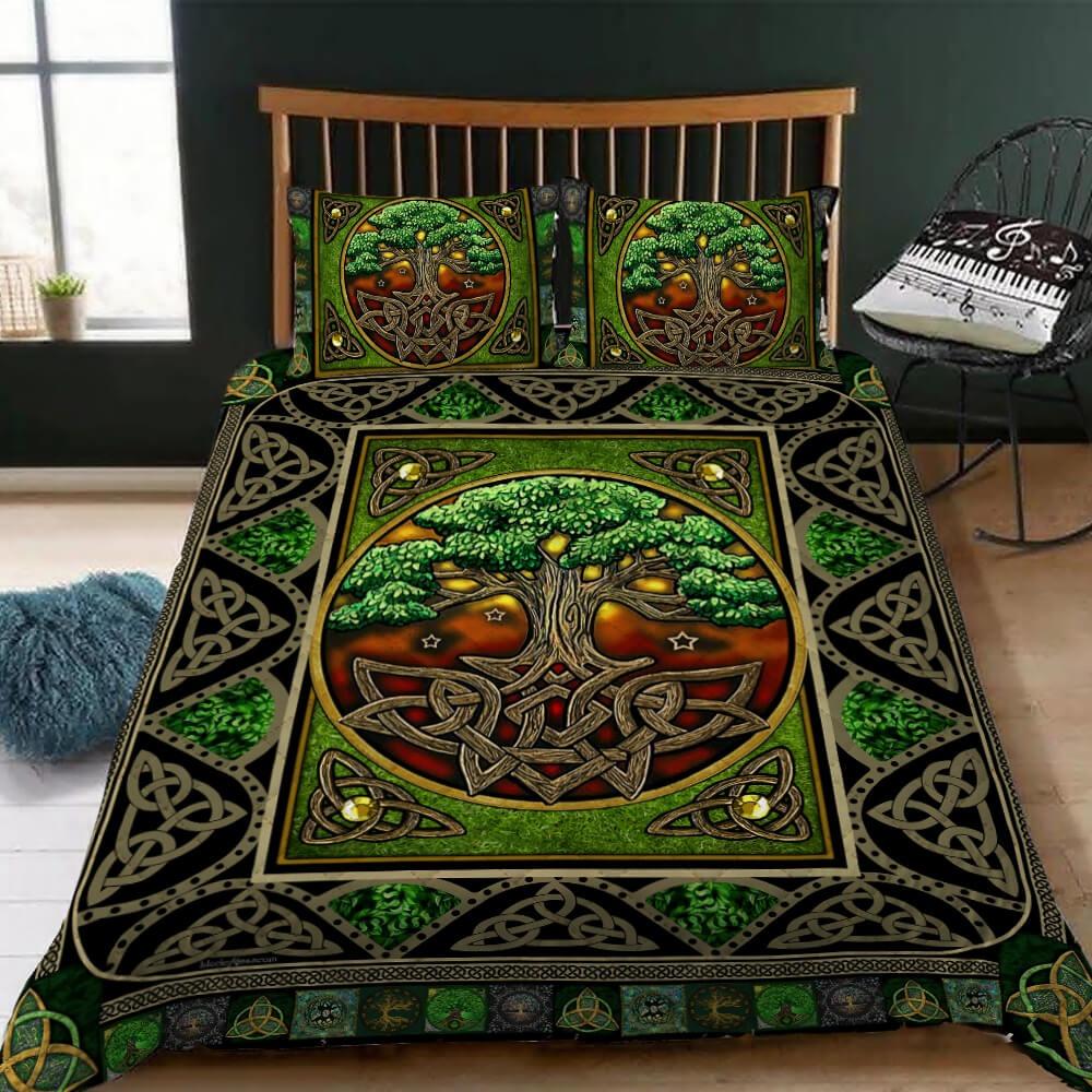 Beautiful Irish Bed Set 1