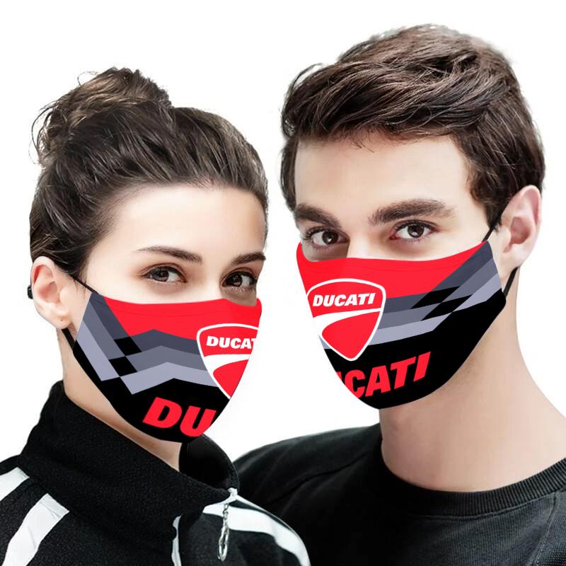 Ducati face mask